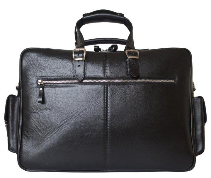 3b5b9a3c1e80 Кожаная мужская сумка Fornelli black – купить в Москве, цена 16 950 ...