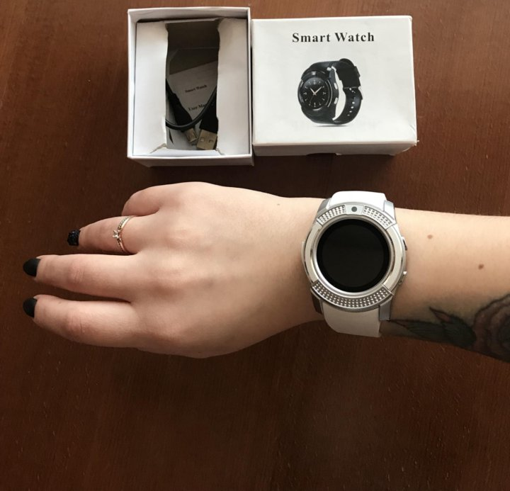 smart watch user manual v8 – купить в Санкт-Петербурге, цена