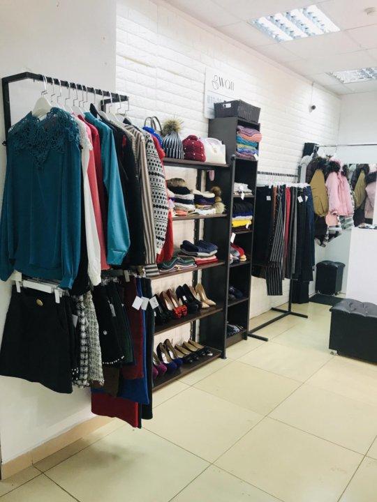 245808f9862 Готовый бизнес. Шоурум женской одежды – купить в Хабаровске
