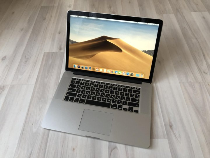 MacBook Pro 15 2015 i7/16Gb/SSD 512Gb/R9 370