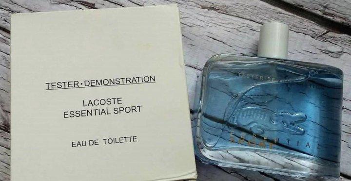 Lacoste Essential Sport Тестер – купить в Москве c86b50956dfbe
