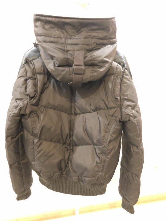 7a93a9a093c Куртка зимняя мужская Moncler – купить в Москве
