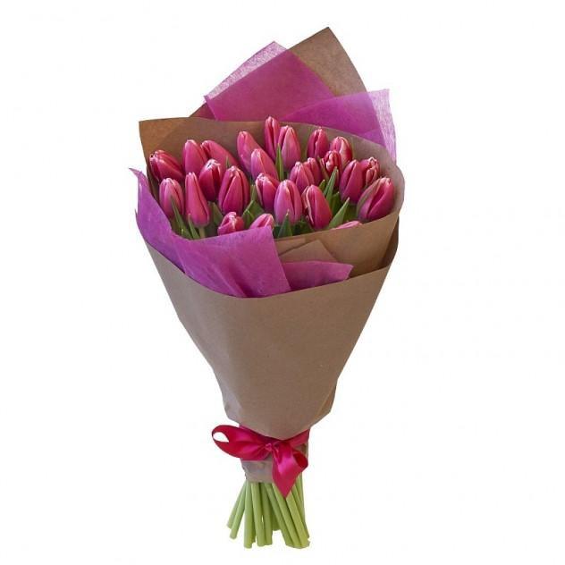 Букеты из слюды и тюльпанов, ростове можно купить