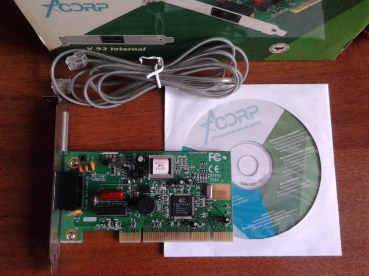 ACORP SPRINTER 56K SOFT MODEM DRIVERS FOR WINDOWS DOWNLOAD