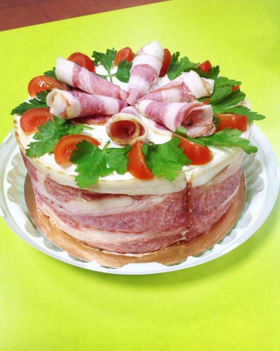 того, сам торт из мяса рецепты с фото окрестностях самары орудовал
