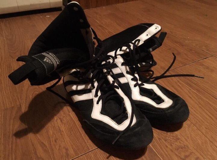 69ba7ad4084489 Adidas tygun 2.0 (боксерки)43 размер