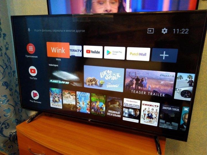 Новый Xiaomi mi tv 4a pro 43 smart android 8 108см – купить