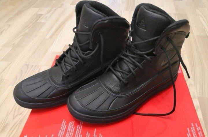 fd656fda Ботинки Nike woodside II – купить в Москве, цена 4 500 руб., дата ...