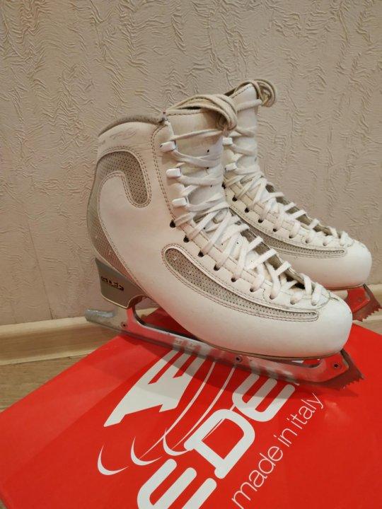 b350b3b7 Колпино. Фигурные ботинки edea ice fly 24,5. Фото 2. Колпино.