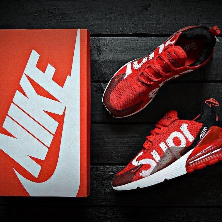 60f8b4d1b5e Кроссовки Nike Air Max 270 фирменные 35-45 – купить в Челябинске ...