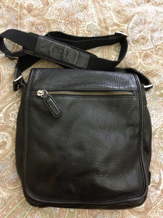 26a43aece7db Мужская сумка Ecco – купить в Москве, цена 1 000 руб., продано 26 ...