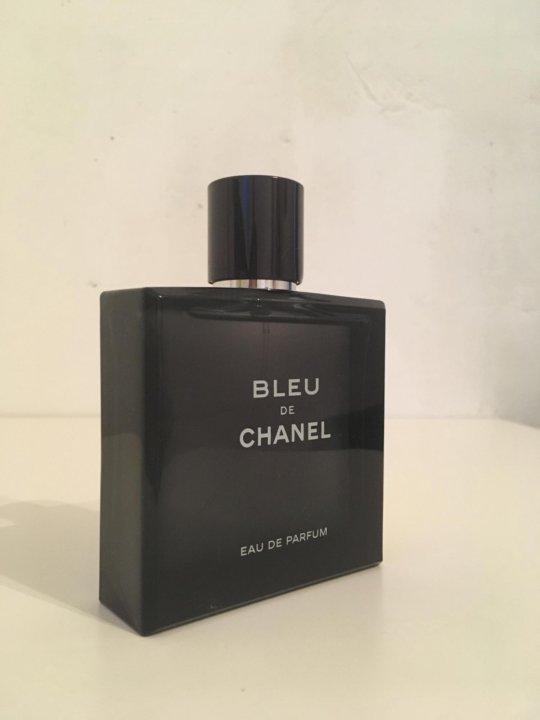 Blue De Chanel Eau De Parfum 100ml купить в москве цена 4 500 руб