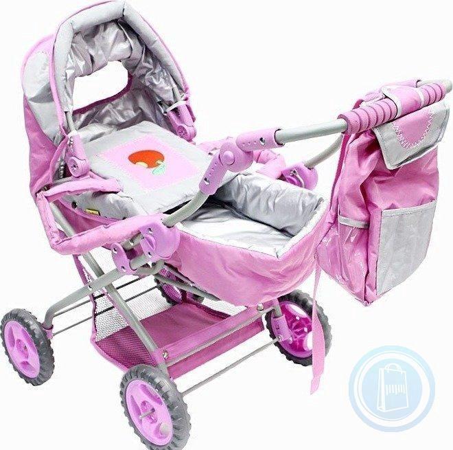 Коляска для кукол: как выбрать, топ лучших  игрушечных колясок-трансформеров и люлек