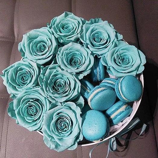 римские картинки с бирюзовыми розами спасибо фото, автору