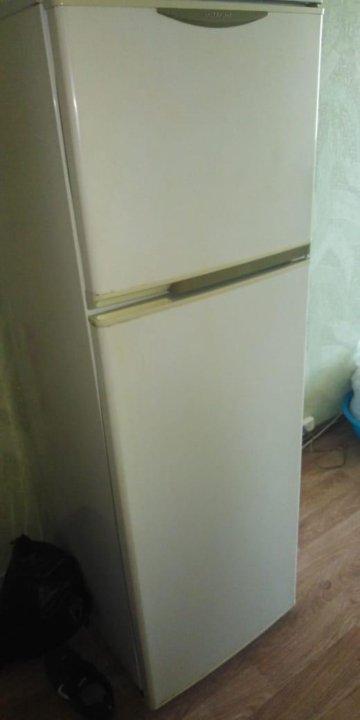 Холодильник stinol 2 камерный