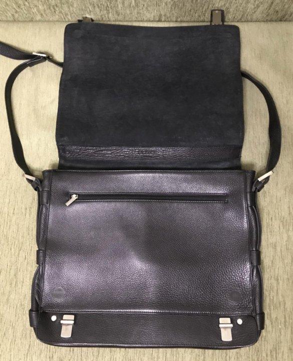ce07811b0691 Портфель Dr.Koffer кожаный – купить в Москве, цена 14 000 руб., дата ...