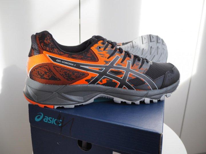 f7334750 Новые кроссовки Asics Gel-Sonoma 3 28,5см 43 Асикс – купить в ...