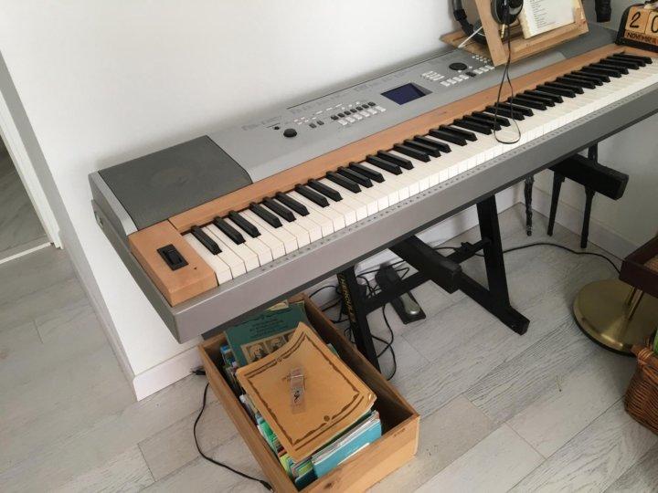 Цифровое пианино yamaha grand dgx 630 – купить в Москве