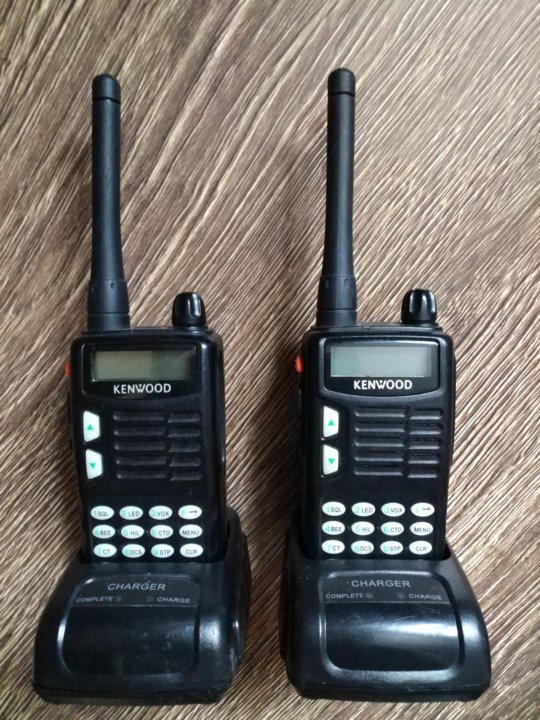 Радиостанция KENWOOD TK-450S – купить в Пушкино, цена 1 500