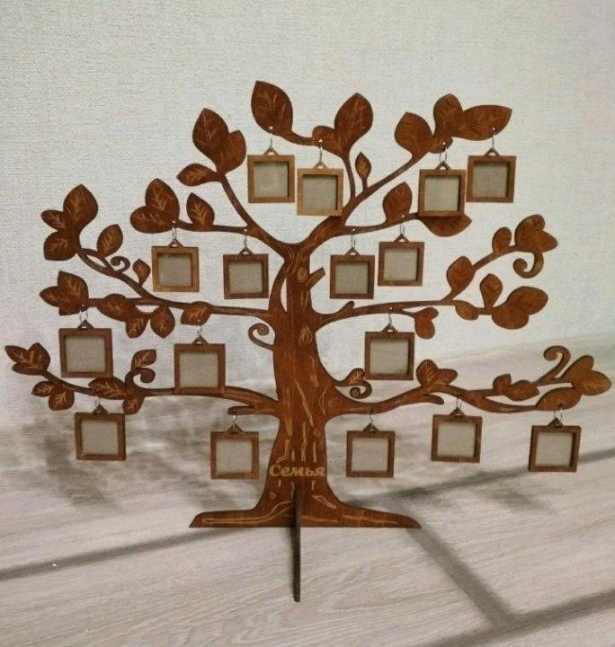 конечно семейное дерево картинки из фанеры здание