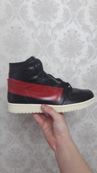 "15ed67cd Москва. Nike air jordan 1 high og ""defiant style"". Фото 2."