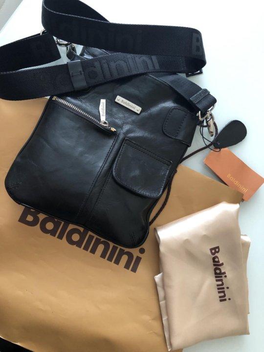 294eb6ebbd72 Мужская сумка baldinini – купить в Москве, цена 7 500 руб., дата ...