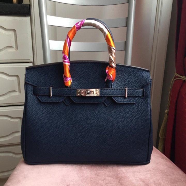 a510b8b5f94b Новая кожаная сумка Hermes birkin комплект – купить в Москве, цена 2 ...
