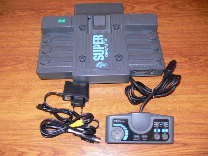 Игровая консоль NEC PC Engine SUPER GRAFX NTSC-J – купить в