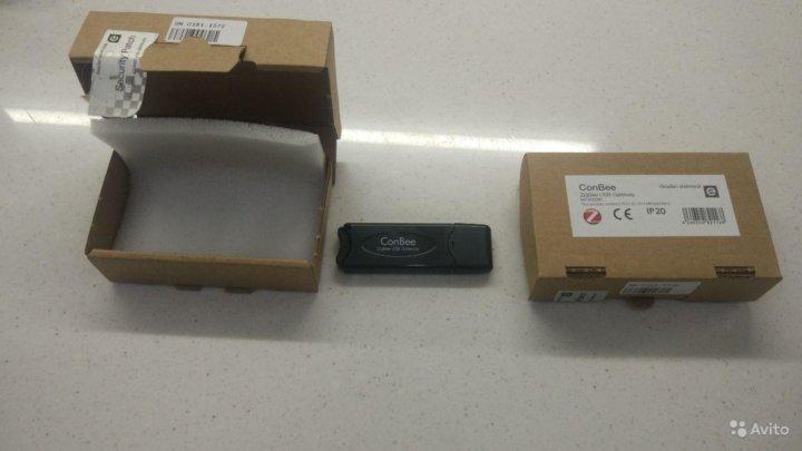 Conbee (ZigBee) USB шлюз deconz – купить в Москве, цена 3
