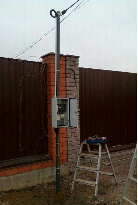 калининграде задержали заземление металлических столбов счетчиков фото того чтобы
