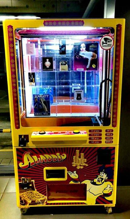 Игровой автомат алладин