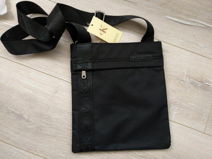 93f8297d6a02 Сумка на плечо Calvin Klein – купить в Москве, цена 1 599 руб., дата ...