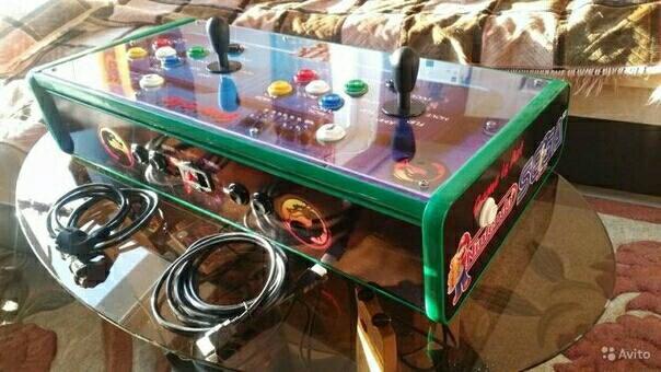 Игровой автомат mortal kombat