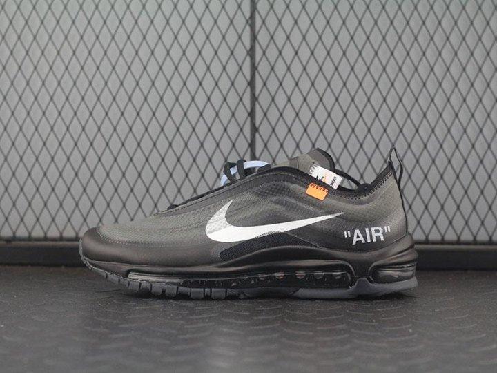 d0a230c9 Off-White x Nike Air Max 97 OG Black – купить в Санкт-Петербурге ...