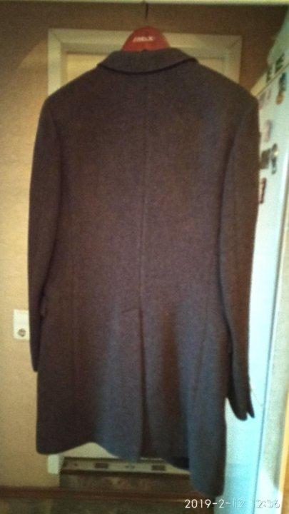 ffe29cde9 НОВОЕ пальто мужское ( Италия) – купить в Москве, цена 10 000 руб ...
