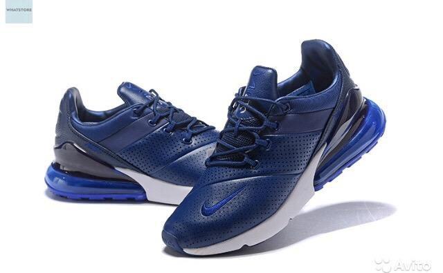 7bbeb98f Кроссовки Nike Air Max 270 Premium – купить в Екатеринбурге, цена 3 ...