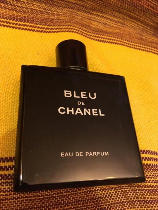 парфюм Bleu De Chanel оригинал 100 Ml купить в москве цена 5 900
