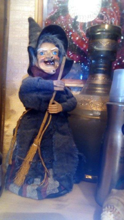 ведьма баба нюра день второй этого, она будет