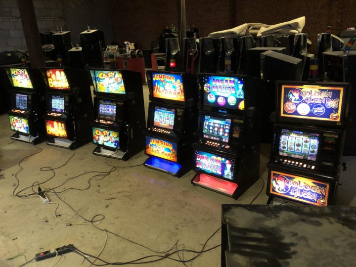 Игровые автоматы коктейль