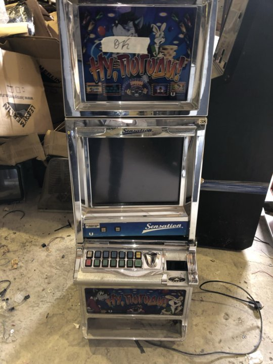 Менеджер зала игровых автоматов