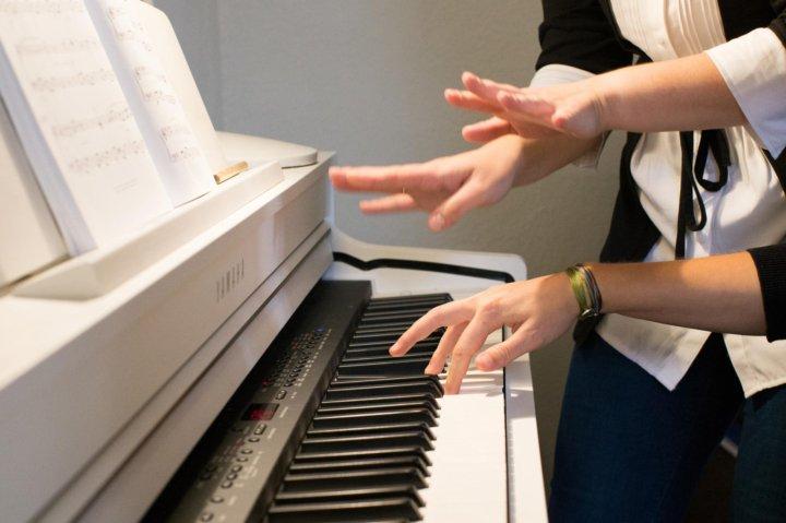 участием фортепиано обучение в картинках инесса продолжает