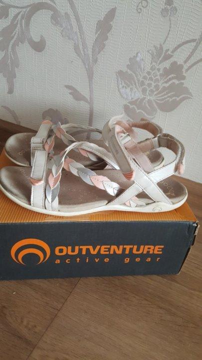 1ae3e7e9e9a7 Босоножки д/д Outventure (23.5см) – купить в Иваново, цена 550 руб ...