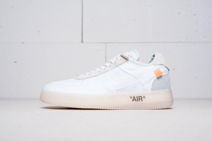 71f3b21d Кроссовки nike air force 1 low x off-white. Фото 1. Омск. ...