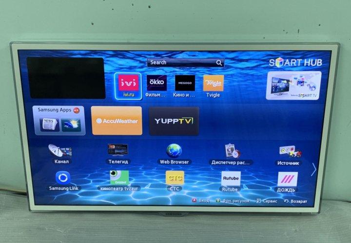 3D SAMSUNG UE32ES6720S 81см/400Гц/Smart TV/Wi-Fi – купить в