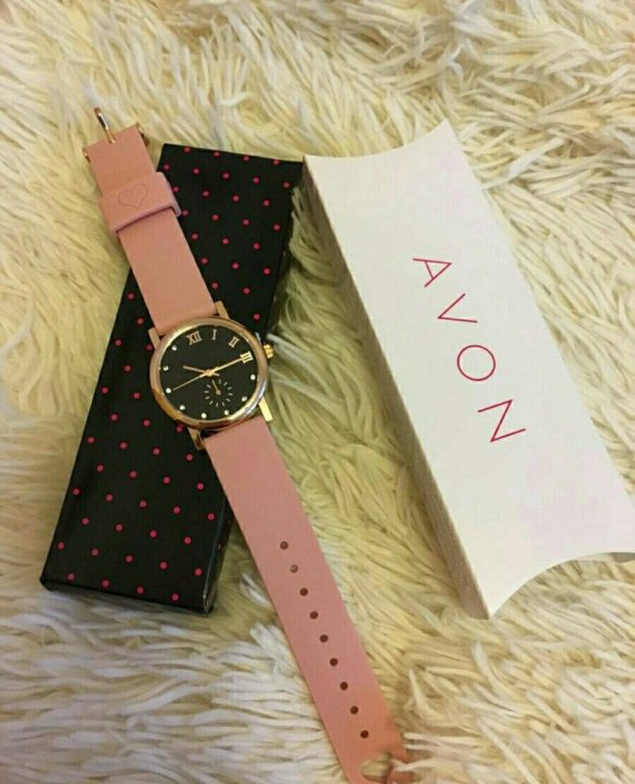 Avon часы женские купить косметика эйвон в казахстан