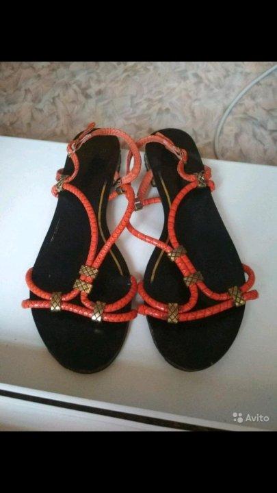 dbf10f739 Сандалии, Босоножки женские – купить в Омске, цена 200 руб., дата ...