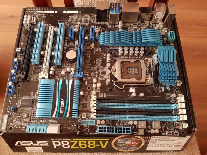 asus motherboard p8z68-v le drivers
