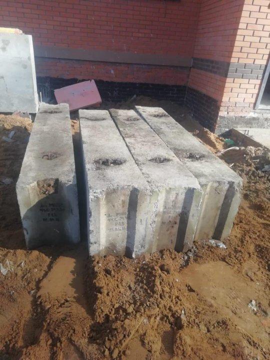 фундаментные блоки 2400 600 400