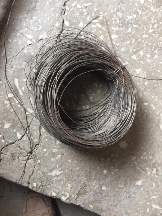 вязальная проволока для арматуры диаметр