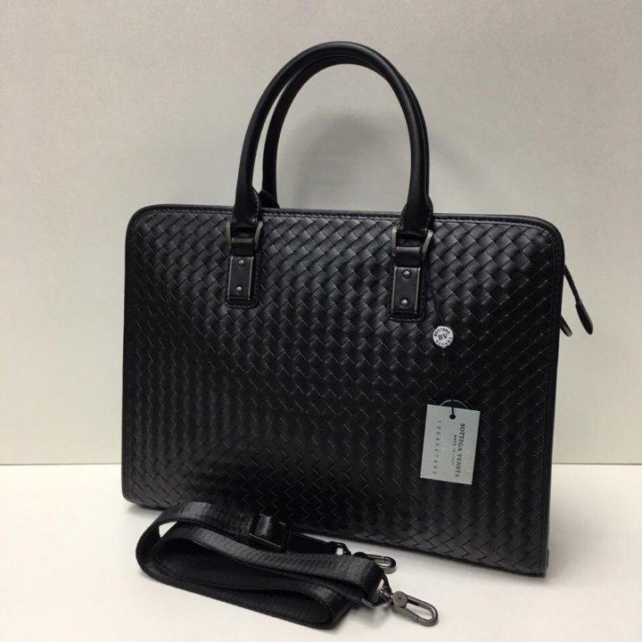 08a1c39335a9 Мужская сумка Bottega Veneta (натуральная кожа) – купить в Москве ...